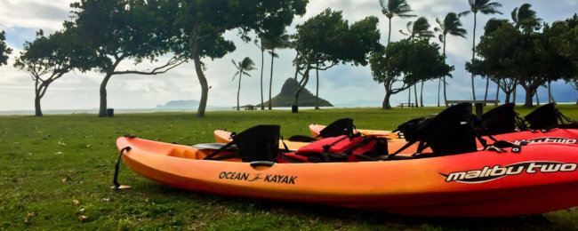 Rent Kayaks at Chinaman's Hat