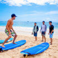 Oahu Surf Lessons, Laie Hawaii