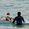 Oahu Beginner surf lessons Laie, Hawaii