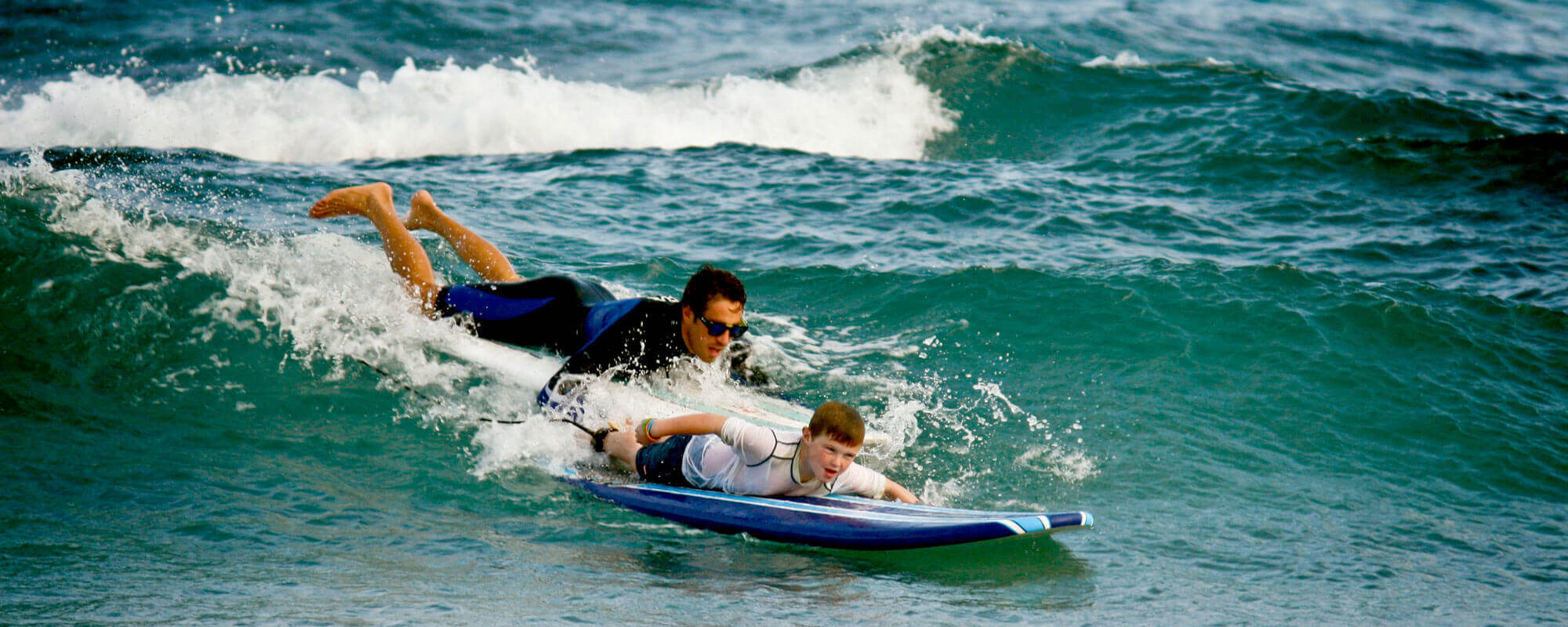 Oahu Surf Lessons, Laie, Hawaii
