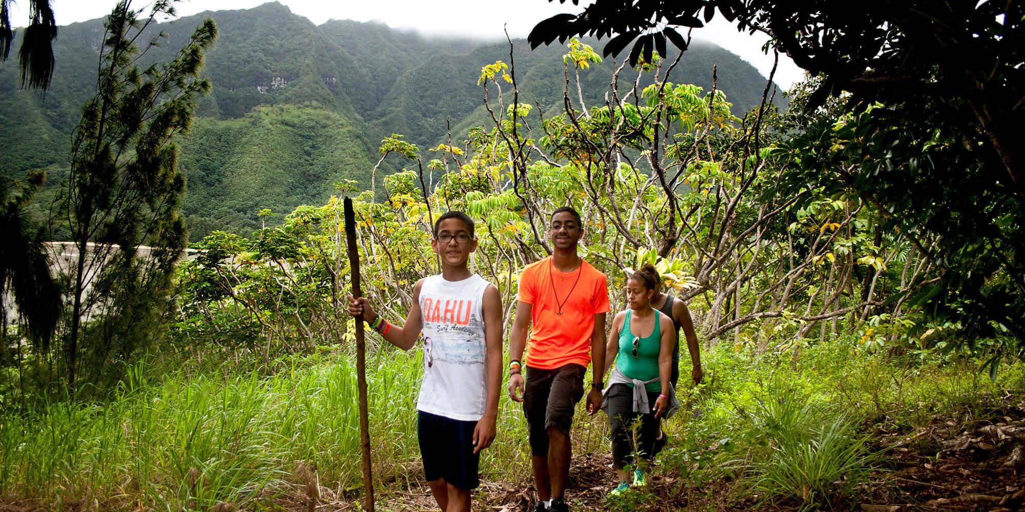 Oahu Hiking Tours