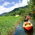 Rental Kayaks on Kahana Stream