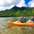 Kayaking in Kahana Bay