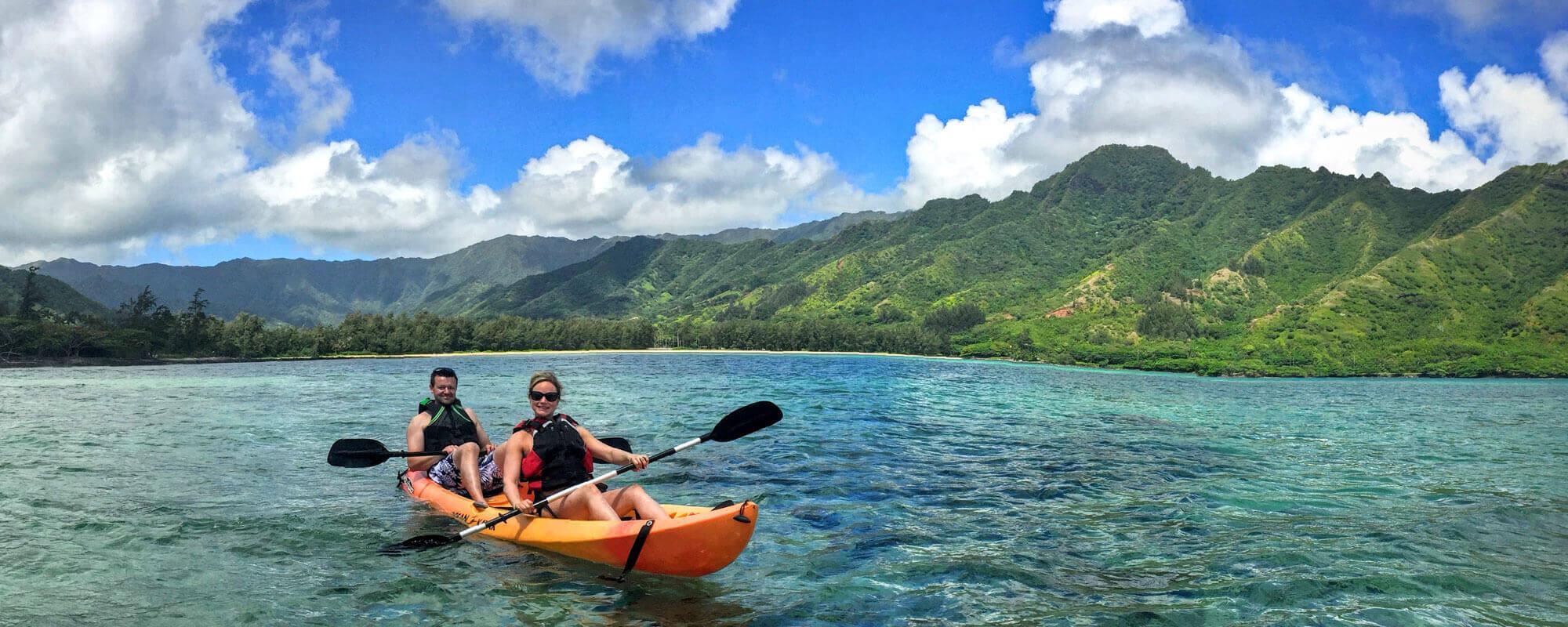 Best Oahu Kayak Tour
