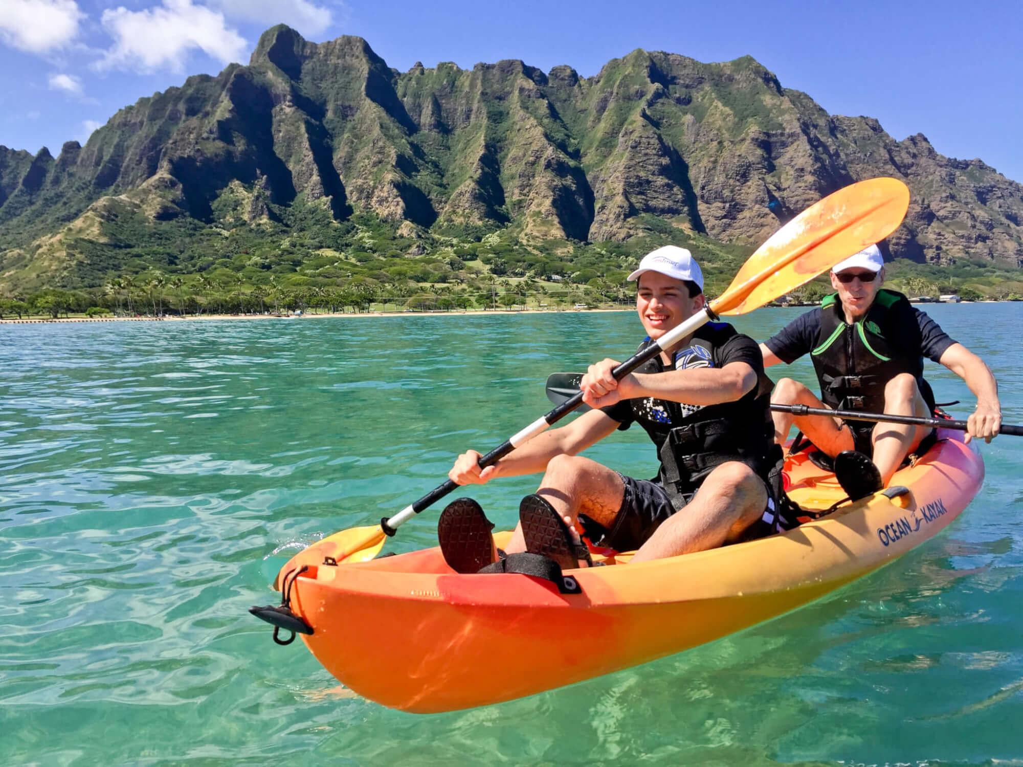 Oahu Kayak Tours Reviews