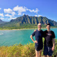 Kayaking to Chinaman's hat