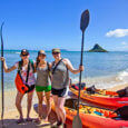 Oahu Kayak Tours