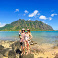 Oahu Kayak Tours for the whole family