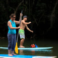 Kahana River Stand up Paddle Boarding