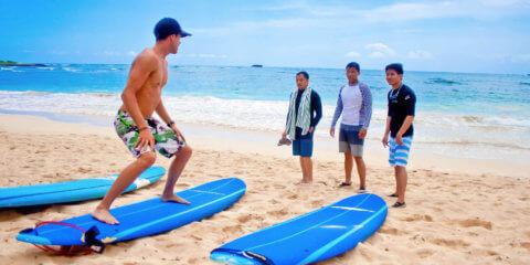 Oahu Surf Lessons