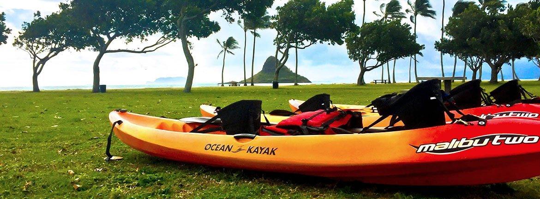 Chinaman's Hat Kayak Rentals