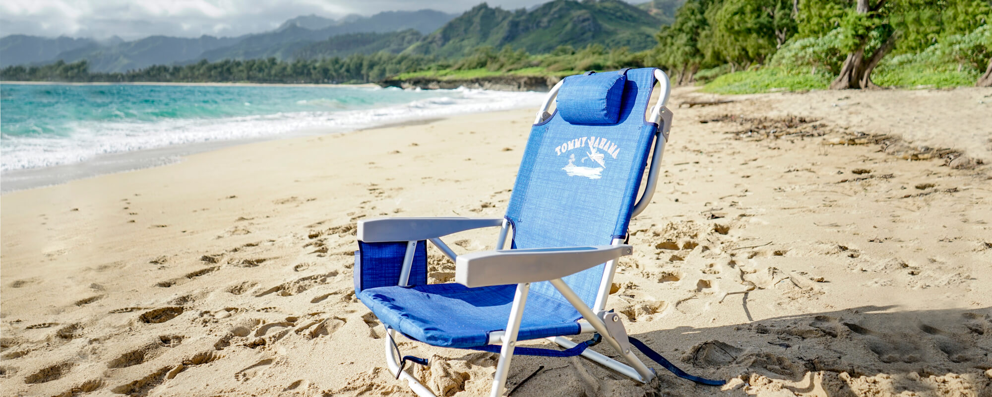 reclining Beach Chairs for Rent