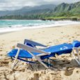 Reclining Sand Beach Chairs, Oahu