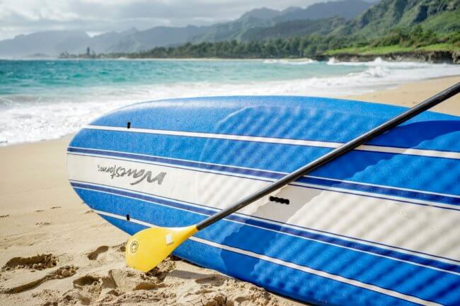 Oahu Stand Up Paddle Board Rentals