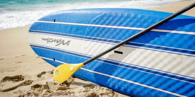 Stand Up Paddle Board Rentals Near Laie