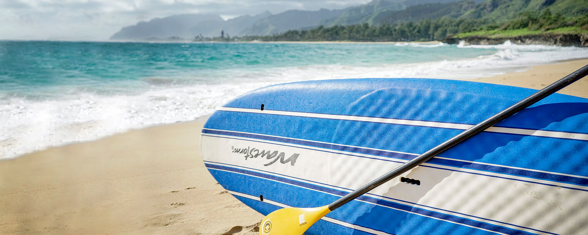 Stand Up Paddle Board rentals near laie Hawaii