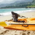 high seatbacks, Oahu Ocean Kayak Rentals