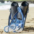 Oahu snorkel Mask and Fins Rentals
