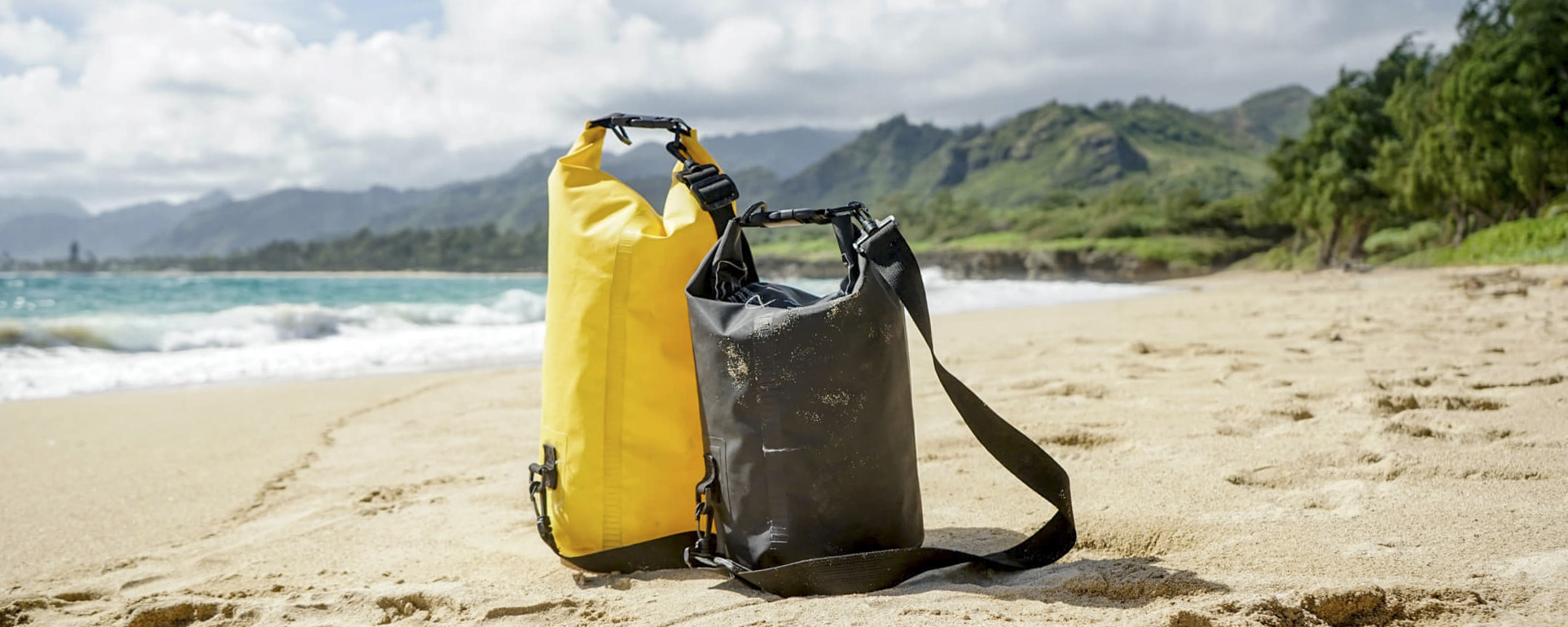 Dry Bags for Rent on Oahu