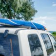 Oahu Paddle board Rentals, Roof pads and straps included with your rental